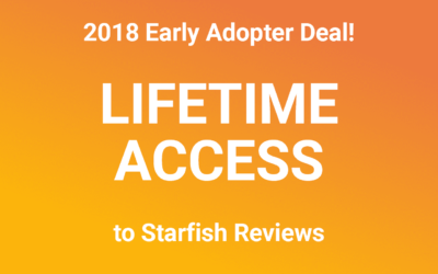 Lifetime Licenses For Reviews Are Still Available Through Jan 31 – Start Your 2018 Marketing Right!