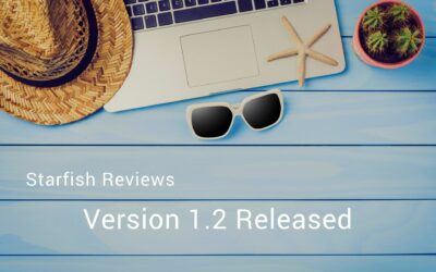 Starfish Reviews 1.2 Released with Auto-forwarding to Destination