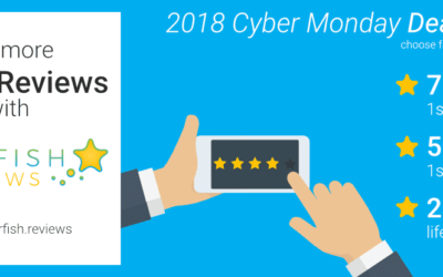 Cyber Monday 2018 Sale on Starfish Reviews is Now Live!