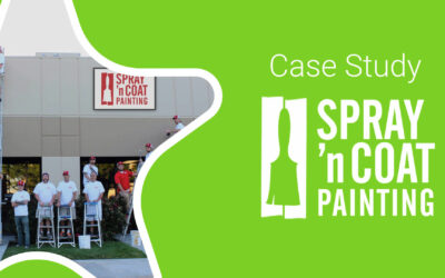 How Spray 'n Coat Painting Uses Starfish for Review Generation & Rewards Employees